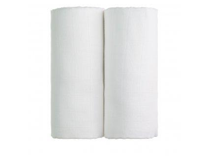 T-TOMI TETRA osušky EXCLUSIVE COLLECTION, 2x white / 2x bílá