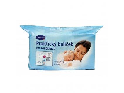 Hartmann Praktický balíček do porodnice (SAMU + MoliPants + Bel baby)