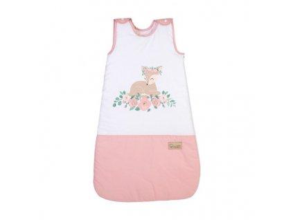 Śpiworek niemowlęcy Rose N001