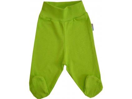 ESITO Polodupačky bavlna jednobarevné - sytá zelená / 56