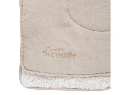 CUDDLECO Dětská deka Comfi-Cuddle 140x100cm, Mink