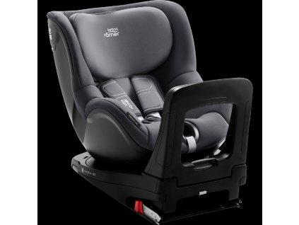 BRITAX Autosedačka Swingfix i-Size, Storm Grey