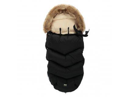 ZOPA Zimní fusak Fluffy, Night Black