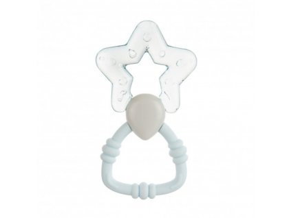 Canpol babies Chladící kousátko s chrastítkem magická hůlka modrá Canpol 56/152_BLU