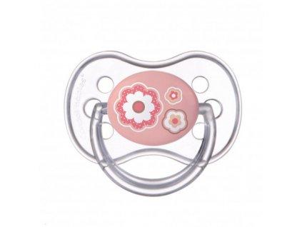 A - Canpol babies Dudlík kaučukový třešinka 0-6m NEWBORN BABY Canpol 22/431