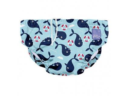 Bambino Mio Kojenecké plavky Whale wharf, vel. XL