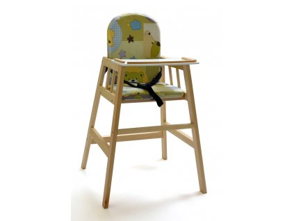 Dřevěná jídelní židlička Faktum Abigel, wenge Barva konstrukce: přírodní