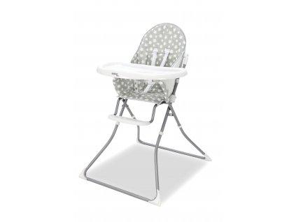 Asalvo Asalvo STARS QUICK jídelní židle grey