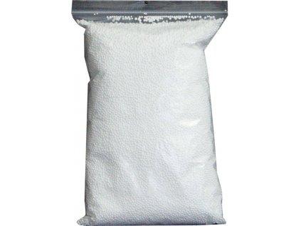 ESITO Náhradní kuličky micro 1-3 mm do kojícího polštáře - bílá