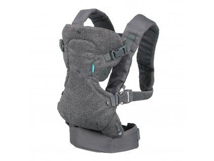 Infantino Nosítko Flip Advanced 4v1 Grey