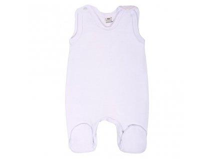 Dupačky bílé New Baby Classic Velikost: 56 (0-3m)