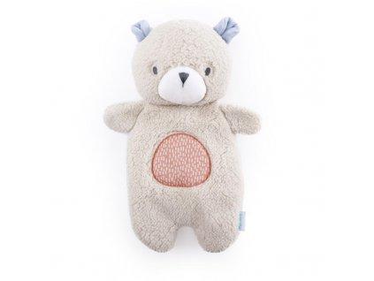INGENUITY Mazlící hračka Nate™ medvídek 0 m+