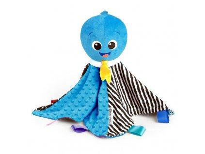 BABY EINSTEIN Hudební dečka mazlící Look Sea Listen™ chobotnička Opus 0m+