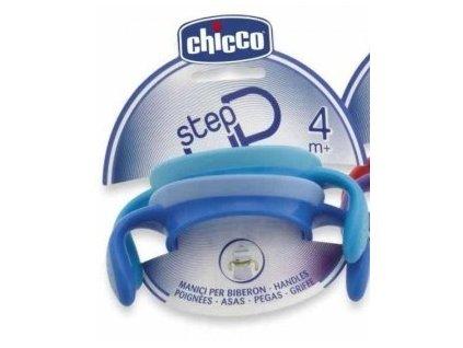 Chicco držák na láhev Step Up modrý