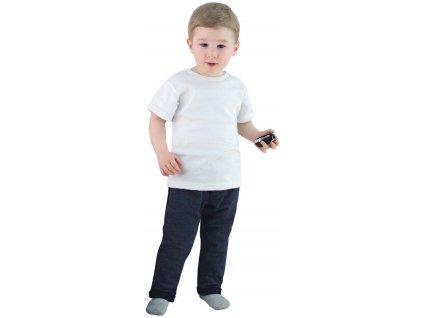 ESITO Dětské tričko bílé vel. 98 - 116 - 104 ESOBLTRIJBABIL