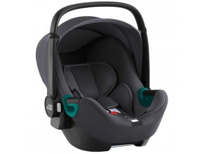 BRITAX Autosedačka Baby-Safe 3 i-Size, Midnight Grey