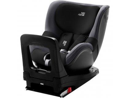 BRITAX Autosedačka Dualfix M i-Size, Black Ash