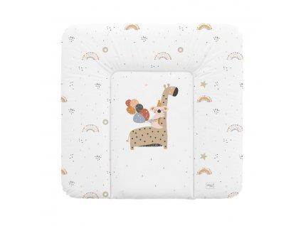 Ceba Baby podložka 75x72 Giraffe