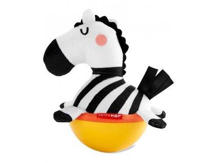 SKIP HOP houpací Zebra ABC & Me