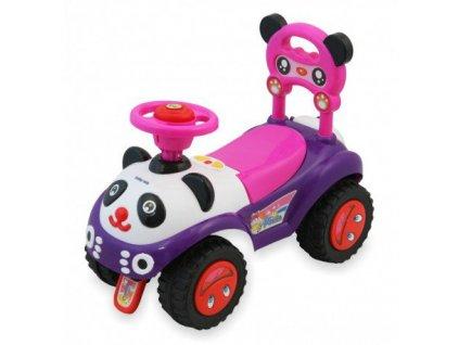 Dětské odrážedlo Baby Mix Panda (varianta červená)