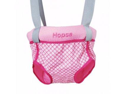 hopsadlo Autoseating Hopsa 2016 (varianta růžová kostka)
