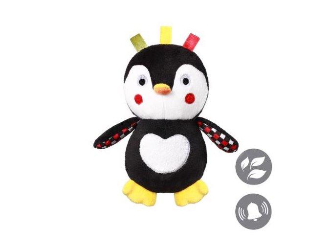 BabyOno Hračka plyšová C-MORE tučňák Connor 17x24cm 640