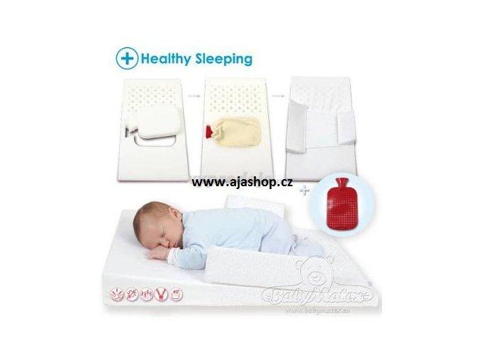 Baby Matex matrace pro kojence s termoforem