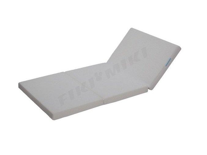 Cestovní matrace skládací FIKI MIKI