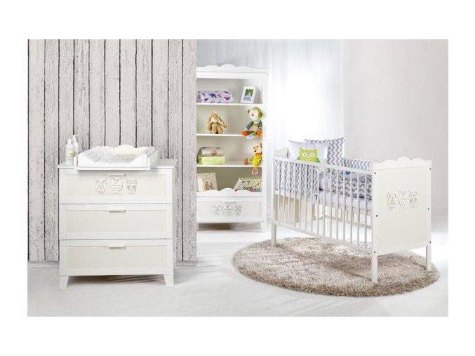 Dětský pokoj Klups Marsell (varianta velký)