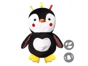 BabyOno Hračka plyšová C-MORE tučňák Connor 30x45cm 647
