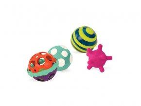 B-TOYS Sada míčků Ball-a-baloos