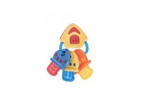 B-KIDS Hudební chrastítko klíčenka