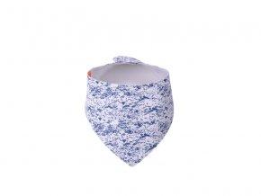 Kikadu Bryndák šátek modrý