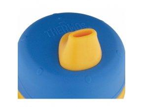 THERMOS Měkké pítko pro kojeneckou termosku a láhev – modrá