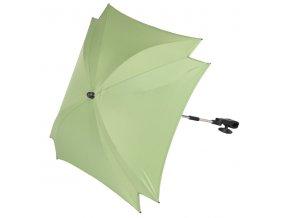 ZOPA Slunečník čtvercový s UV filtrem, Green