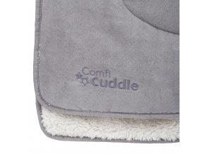 CUDDLECO Dětská deka Comfi-Cuddle 140x100cm, Pebble
