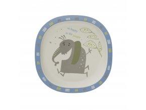 ZOPA Bambusový talířek, Elephant