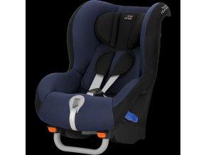 BRITAX Autosedačka Max-Way Black, Moonlight Blue S