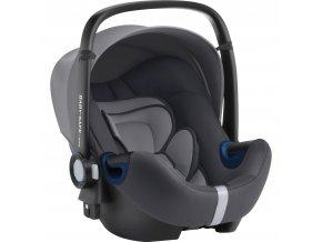 BRITAX Autosedačka Baby-Safe 2 i-Size, Storm Grey