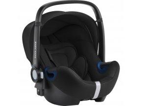BRITAX Autosedačka Baby-Safe 2 i-Size Bundle Flex, Cosmos Black