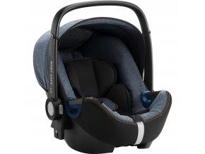 BRITAX Autosedačka Baby-Safe 2 i-Size, Blue Marble