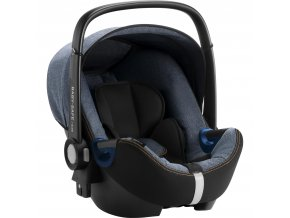BRITAX Autosedačka Baby-Safe 2 i-Size Bundle Flex, Blue Marble