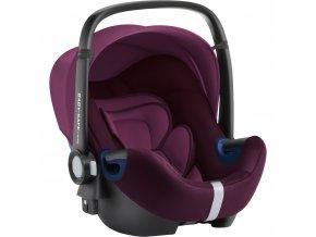 BRITAX Autosedačka Baby-Safe 2 i-Size, Burgundy Red