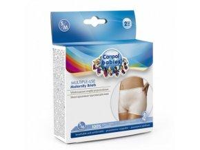 Canpol babies Multifunkční kalhotky S/M po porodu 2ks Canpol 73/001