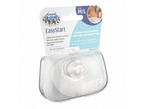 Canpol babies Chránič prsní bradavky EasyStart univerzální M/L 2ks Canpol 18/603