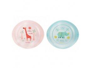 Canpol babies Plastový talíř SOVA 4/406 Canpol 4/406