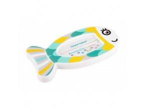 Canpol babies Teploměr koupací FISH zelená ryba Canpol 56/151_GRE