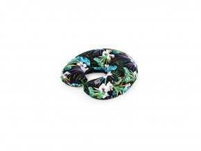Ceba Kojící polštář Cebuška PHYSIO Mini Flora&Fauna Camaleon Negro
