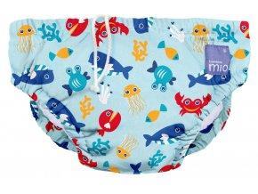 Bambino Mio Kalhotky koupací Deep Sea Blue vel.M