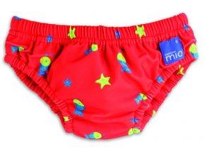 Bambino Mio Kalhotky koupací Red Fish v.S